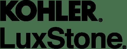 Kohler LuxStone Showers logo