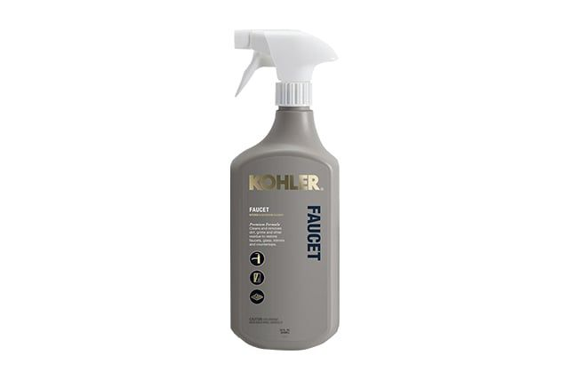 faucet cleaner product