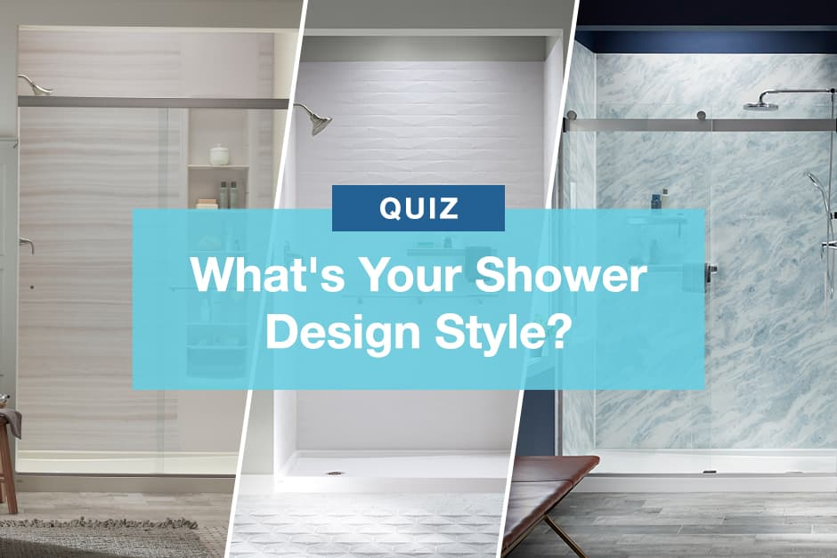 What's Your Shower Design Style?'