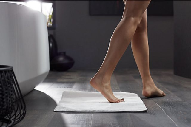 kohler bath mat