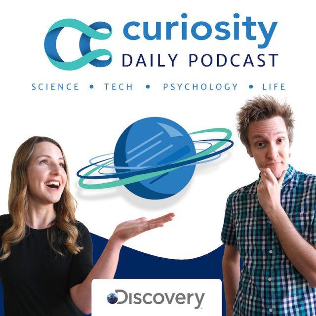 curiosity daily podcast