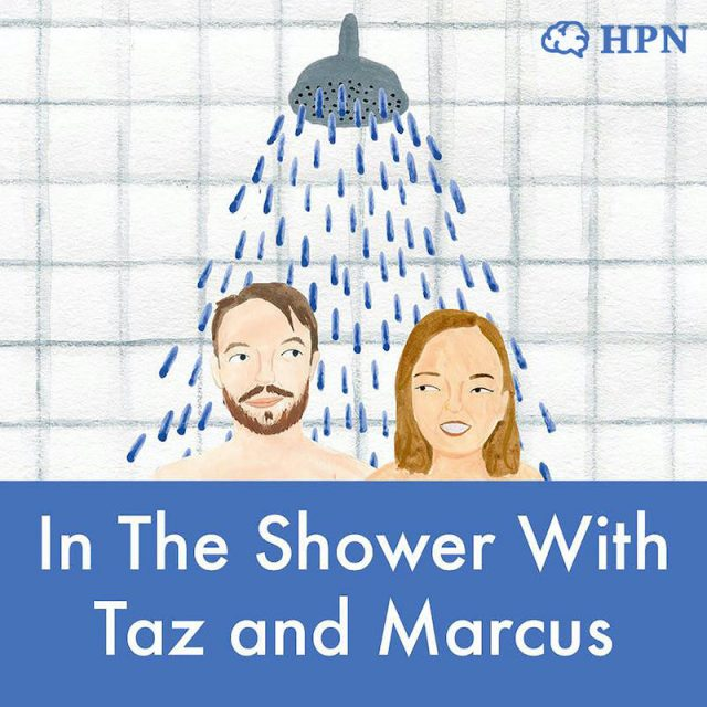 in the shower podcast