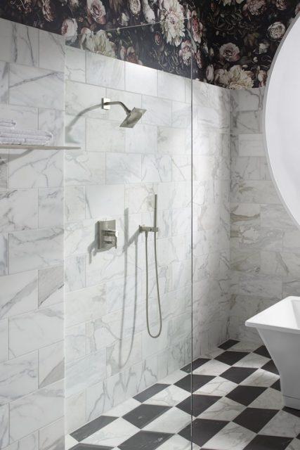 kohler marble shower
