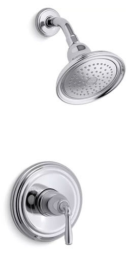 Traditional Showerhead | KOHLER® LuxStone Showerhead