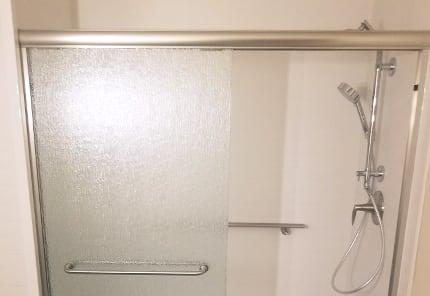 Paula's Art Deco Shower Update