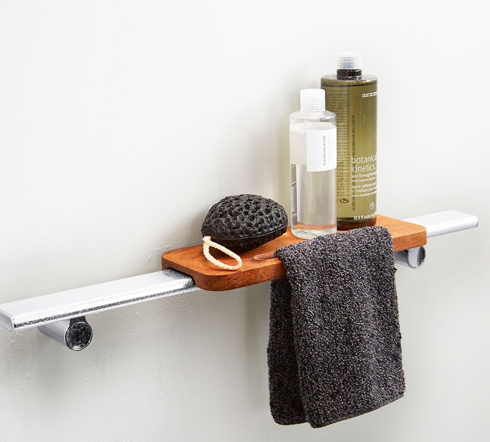 Shower Barre Dimensions | KOHLER® LuxStone Shower