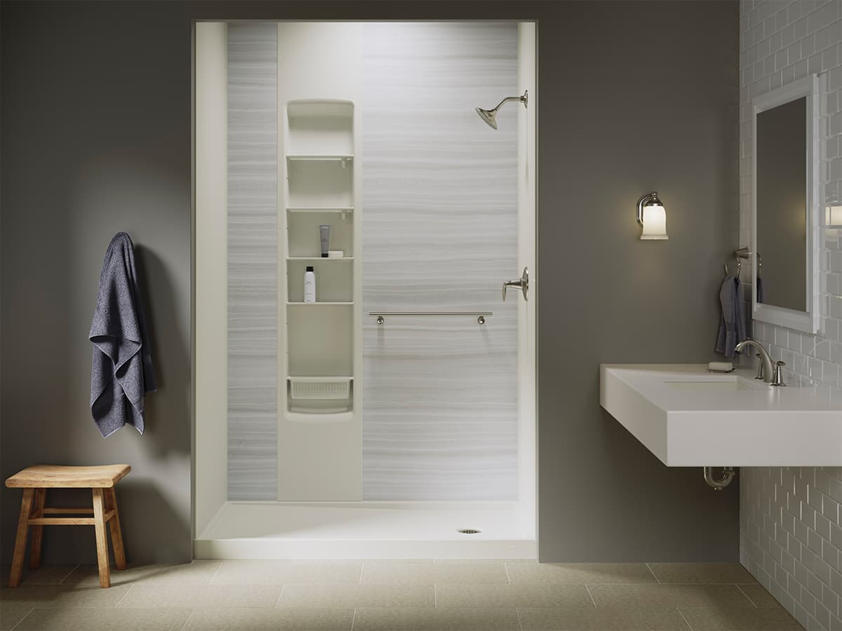 Create your dream shower.