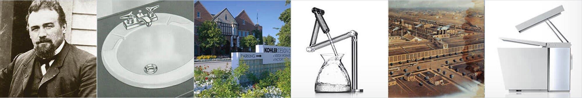 KOHLER Founder | KOHLER® LuxStone Shower