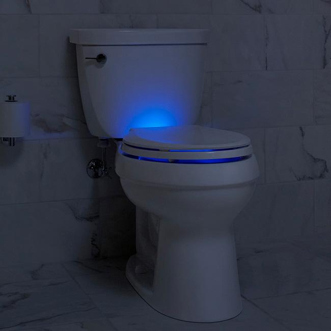 KOHLER Nightlight Toilet Seat