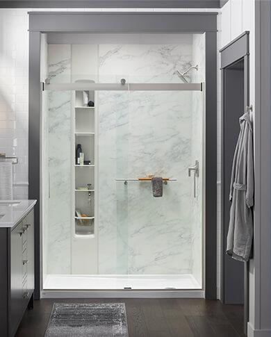 Classical Decadence shower design